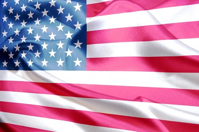 米国国旗の画像