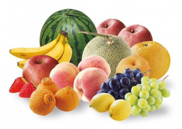 複数のフルーツを盛り合わせたものが投資信託のイメージ